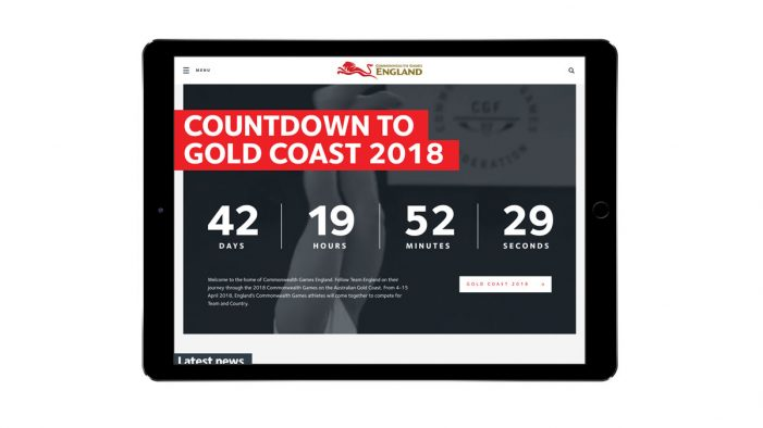 Team England launches digital platform to unite fans during the Gold Coast Games