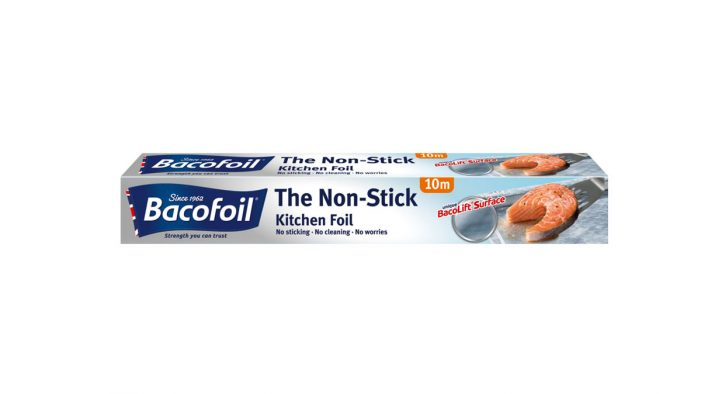 Bacofoil Unveils New Look and TV Creative for Non-Stick Kitchen Foil