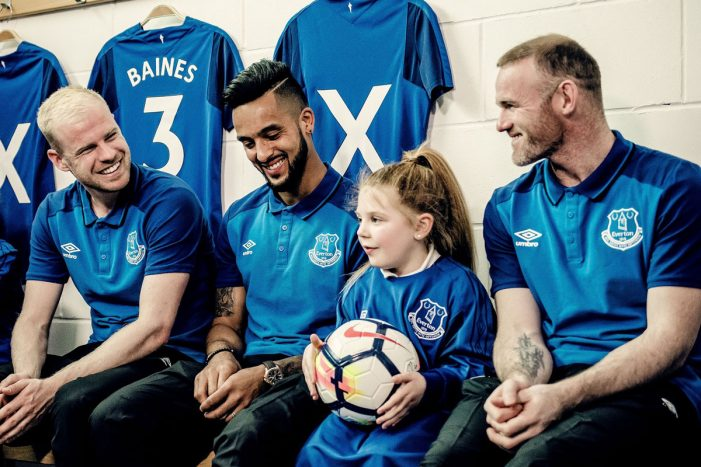 Rooney, Crouch & Benitez star in digital campaign to promote new Premier League Primary Stars resources