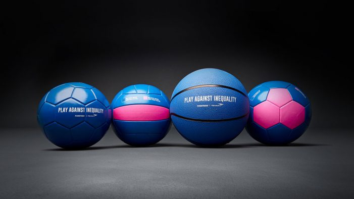 espnW presents special balls against inequality in sports