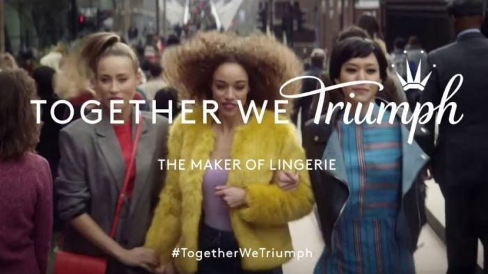Triumph launches new #TogetherWeTriumph campaign routed in collective empowerment