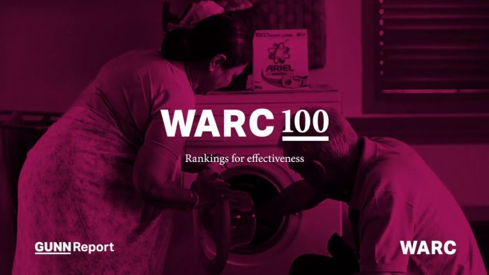 WARC 100: Lessons from the world's top effectiveness campaigns revealed