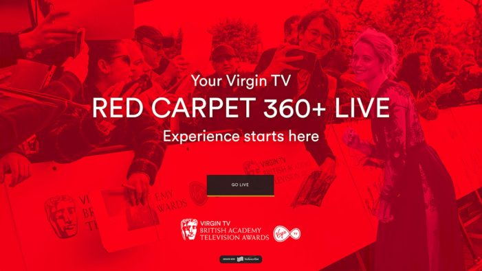 RAPP UK creates an integrated push to support Virgin TV's sponsorship of the BAFTA TV Awards