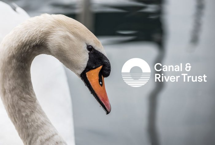 Studio Blackburn rebrands the Canal & River Trust