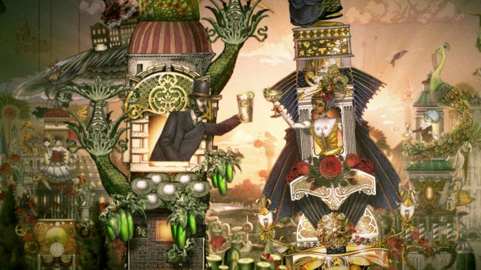 Tulips and Chimneys Brings Hendrick's Gin's Victorian Surrealism Aesthetic to Life