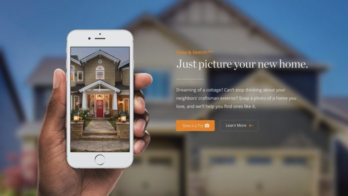 Grow and Homes.com Reimagine Online Home Search
