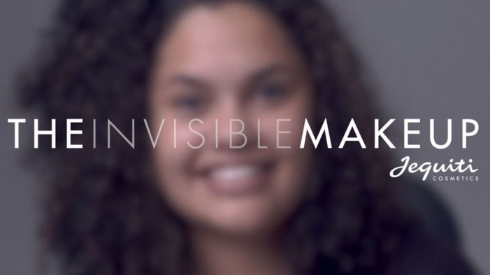 Jequiti and BETC São Paulo's invisible make up help women in job interviews