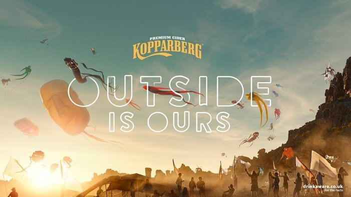 Kite Tribes Come Together for Kopparberg in Beautifully Hypnotic Ad Directed by Noah Harris