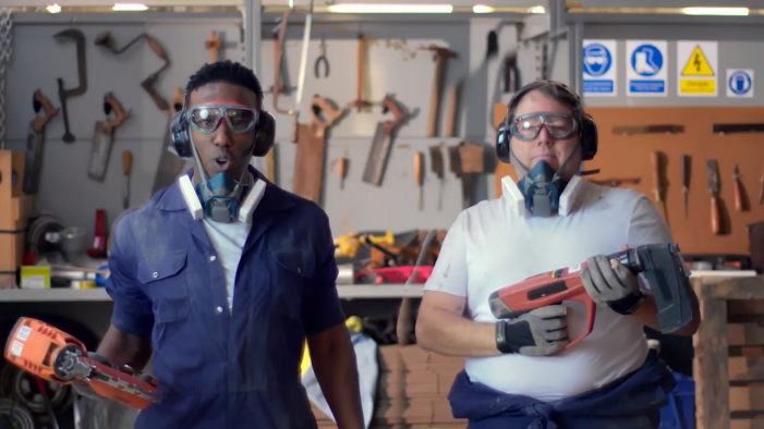 OLIVER creates film to make 3M the 'Workers' Choice' for safety