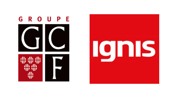 ignis announce a new relationship with Les Grand Chais de France