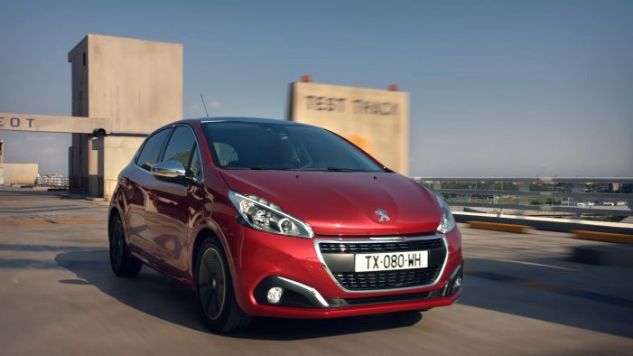 New Peugeot 208 Campaign by BETC Paris Says 'Everyone Needs a Hand in the City'