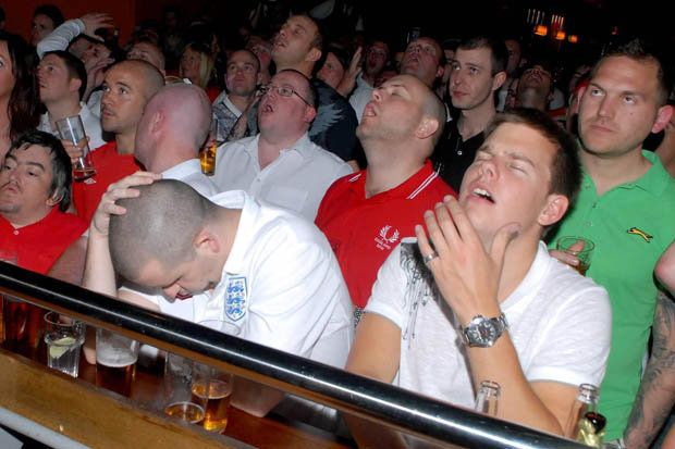 26% of the UK to switch off from viewing the World Cup once their team is knocked out