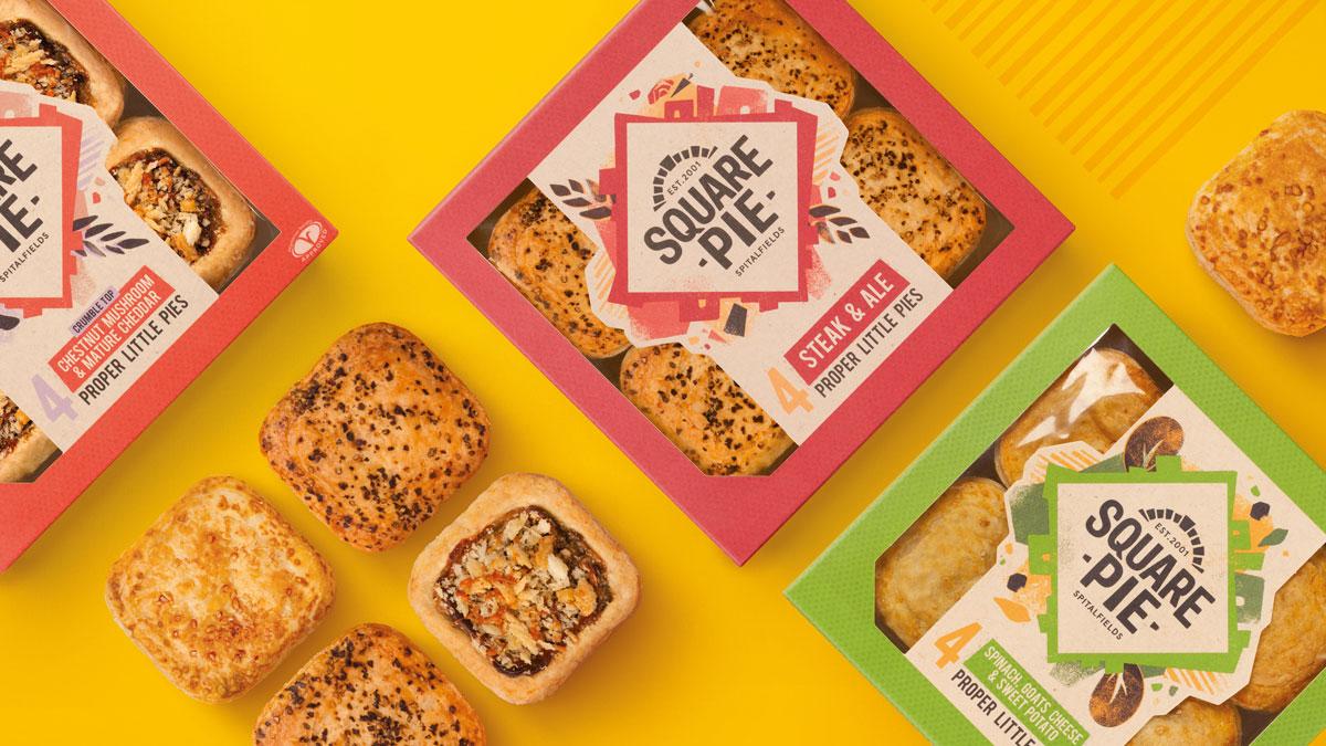 BrandOpus Provides Fresh Branding for Gourmet Pie Brand