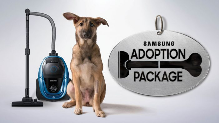 Samsung promotes pets adoption in Israel with new 'Adoption Package' campaign