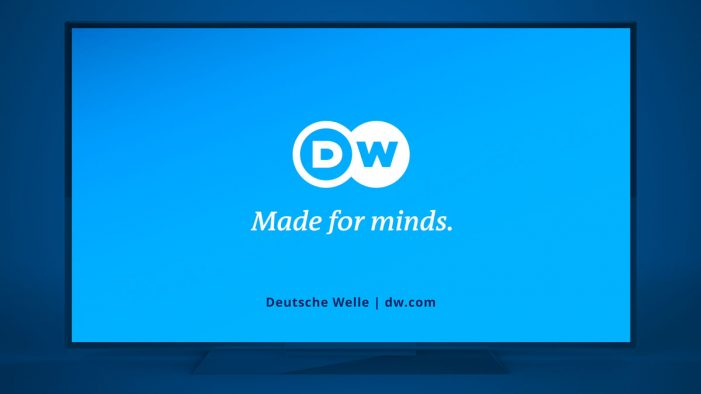 Deutsche Welle unveil new on air channel branding by W12 Studios