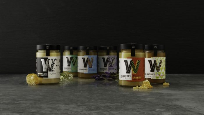 Bluemarlin Creates Buzz with the Brand Creation of Wainwrights Honey