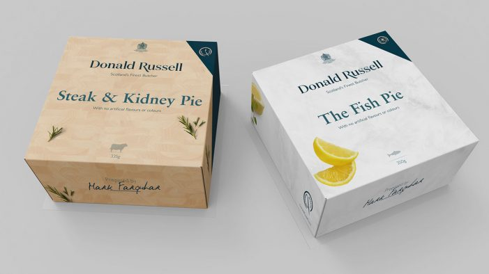 Conran Design Group Designs New Visual Identity for Scotland's Finest Butcher Donald Russell