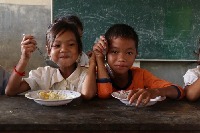 The UN's World Food Program Turns to Global Cinemas to Help End Hunger
