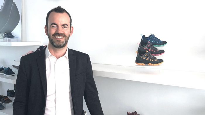 Jonathan Hudson named new Head of Marketing at Start-Rite Shoes