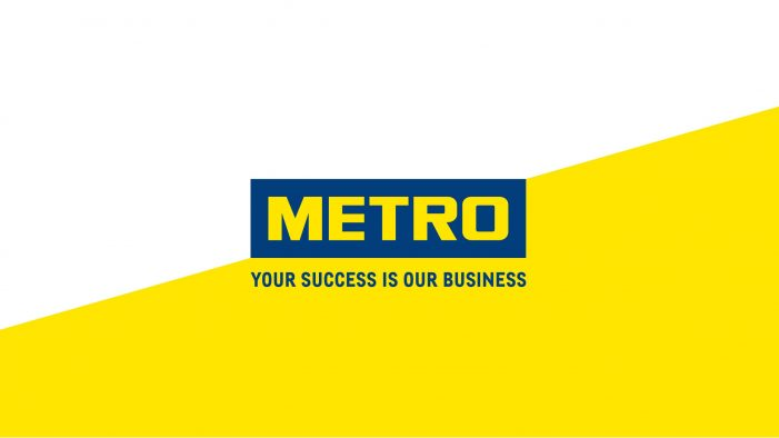 Serviceplan and METRO are making history presenting a new global brand campaign and brand identity