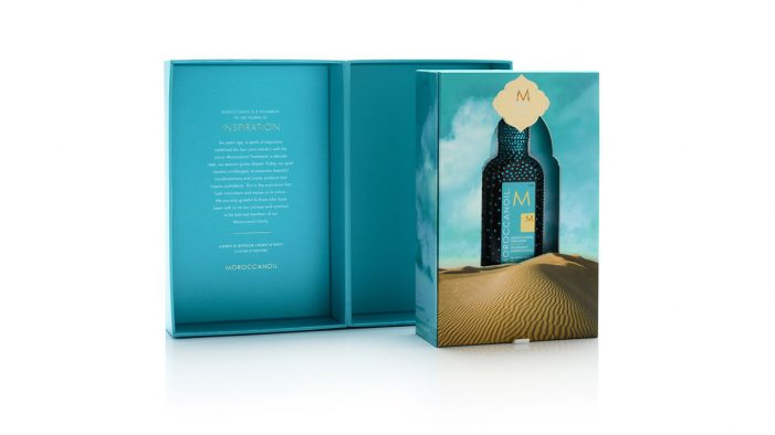 MW Luxury provides branding for Moroccanoil's 10th anniversary collaboration with Swarovski