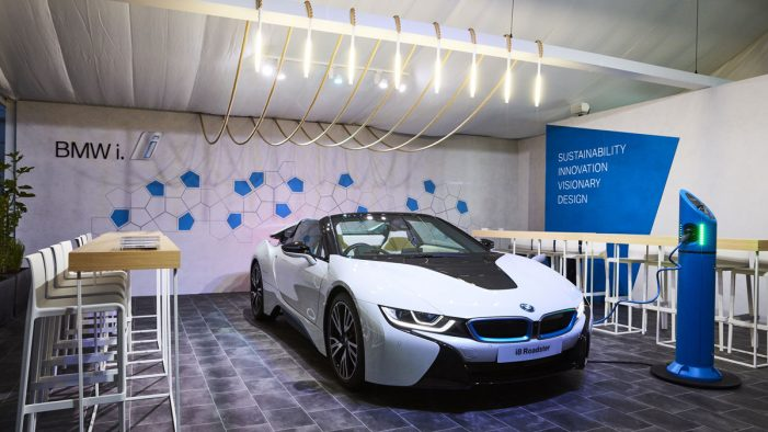 BMW invites audiences to explore its latest model via their taste buds at Taste of London