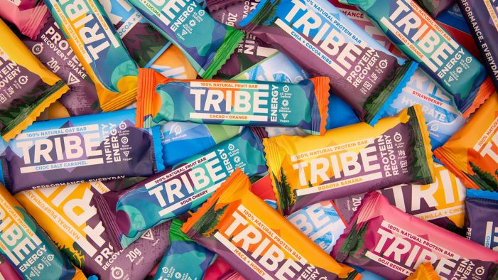 Pearlfisher Sets Challenger Brand TRIBE On An Iconic Pathway