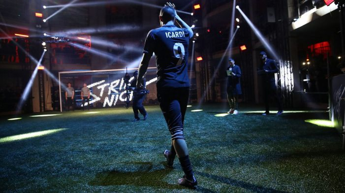 Nike Strike Night is revealed as the top brand experience for social engagement