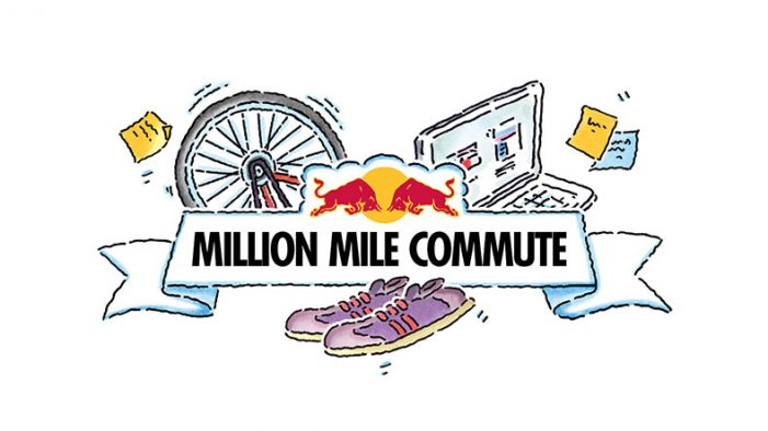 Red Bull Encourages British Commuters to Run and Cycle their Way to Work this July