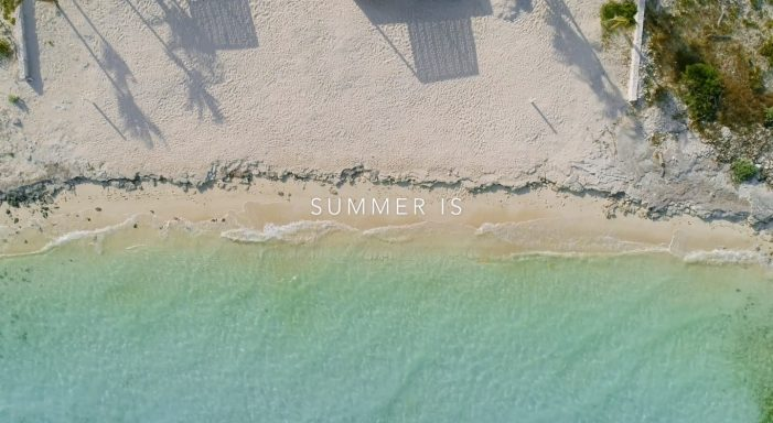 Studio Black Tomato-produced 'Summer is…' video launched by onefinestay
