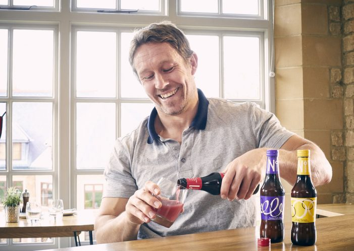 Pearlfisher Teams with Rugby Icon Jonny Wilkinson CBE, to Bring to Life New Brand – N°1 Kombucha