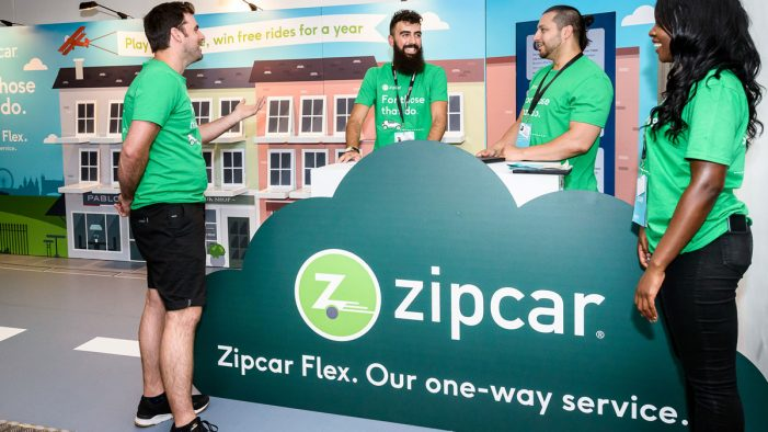 Zipcar Flex gives Londoners the chance to win free driving for a year