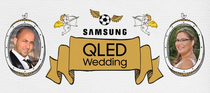 "Leo Burnett Israel and Samsung present ""The World Cup Wedding"""
