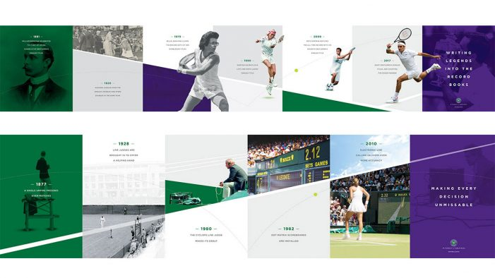 Wimbledon and Space's 'Arrivals' Campaign Take Visitors Through Generations of Sporting History