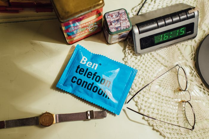 Dutch telco Ben and agency Etcetera launch a branded phone-condom to boost physical intimacy in the bedroom