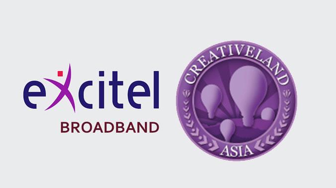 Creativeland Asia bags Excitel's creative mandate