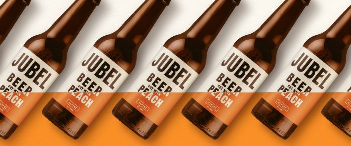 Pearlfisher London creates the brand strategy and new brand identity for challenger beer brand, Jubel