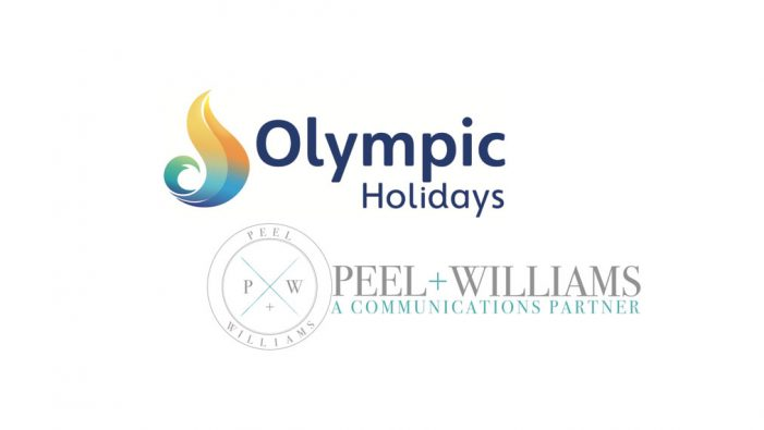 Peel+Williams secures consumer and trade PR contract for Olympic Holidays