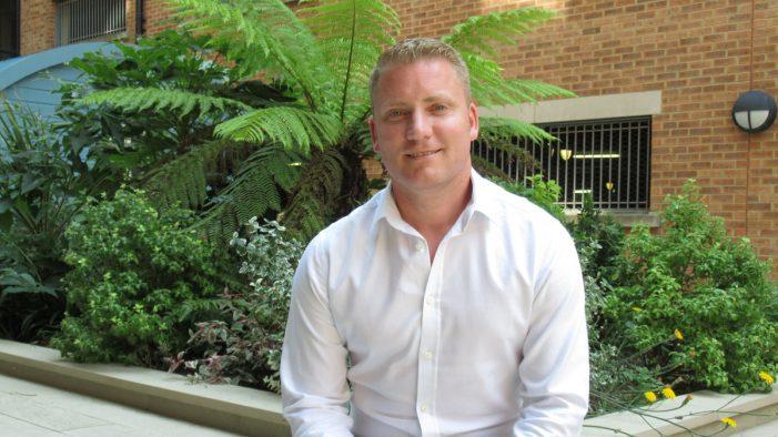 Tim Albert named new Marketing Director at Organix