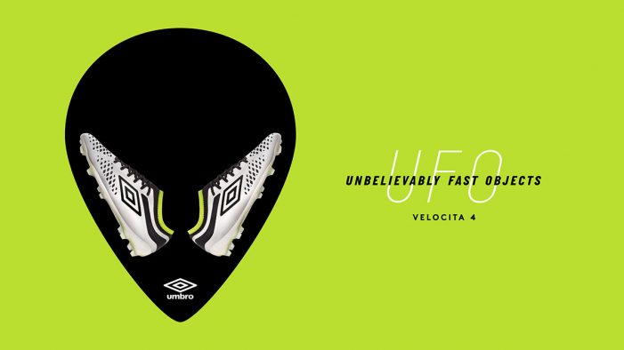 LOVE launch Umbro Velocita 4 Pro campaign featuring Michail Antonio, Rich Hall and Brett Domino