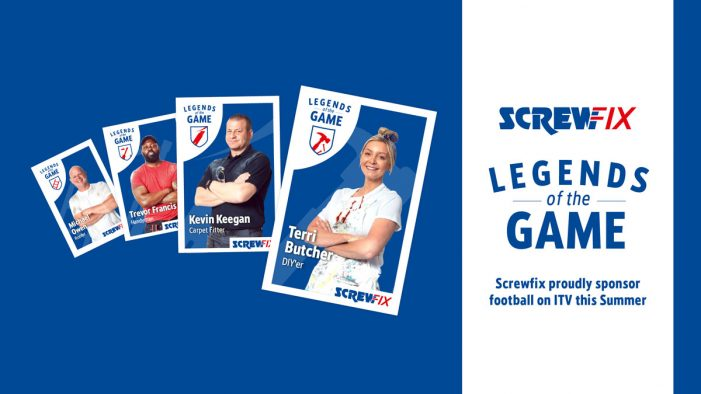 England may not have won the World Cup but… when it comes to social media Screwfix really scored!