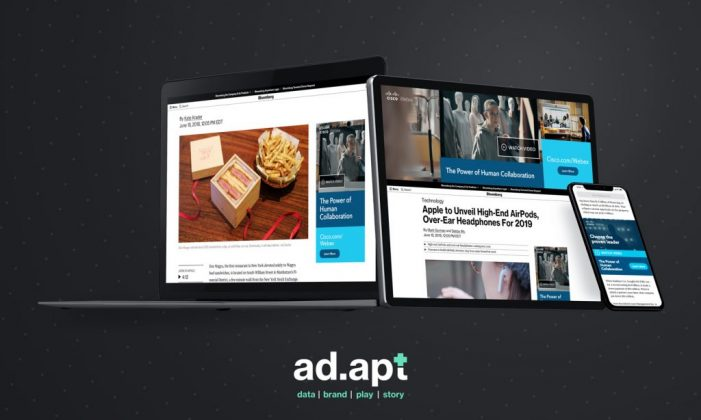 Bloomberg Media Group launch an innovative ad solution breaking new ground in display advertising