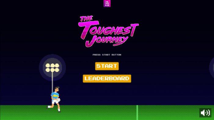 Irish sport gets a retro game makeover for AIB and GAA via Rothco and Piranha Bar