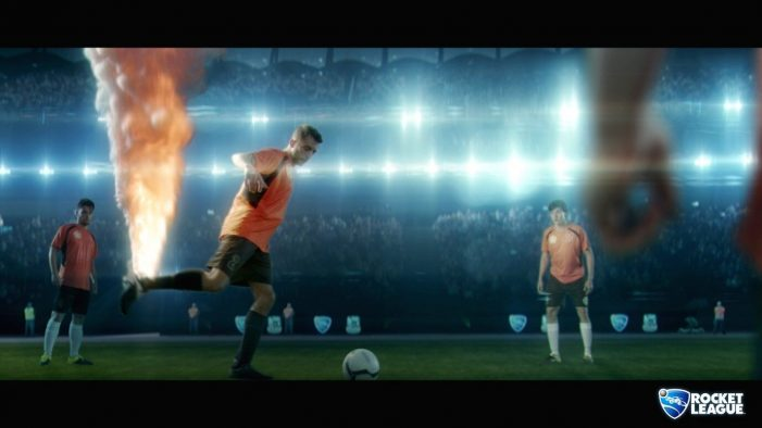 The Specialist Works Scores Global Brief to Promote Soccer Video Game Rocket League