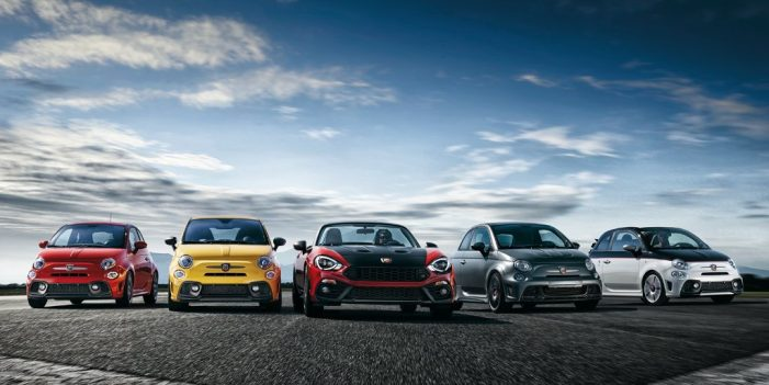 krow appointed to Abarth UK creative account