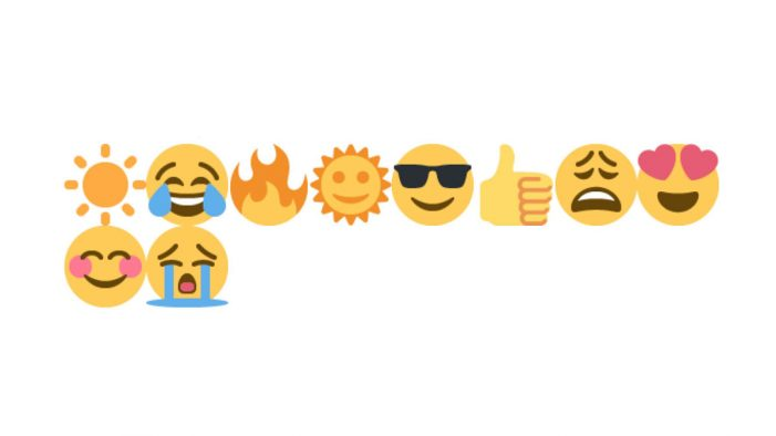 Emoji study reveals how females and males express emotion on social channels