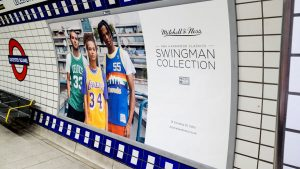 976861fac882 Nostalgia brand Mitchell   Ness has launched its first ATL campaign to  promote an extended range of NBA Hardwood Classics (HWC) Swingman Collection .