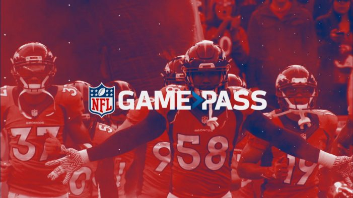 How Now Creative crafts an action packed, immersive campaign for NFL GAME PASS