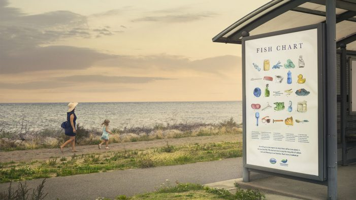 Stendahls highlight the plight of plastic pollution in new campaign for The West Coast Foundation