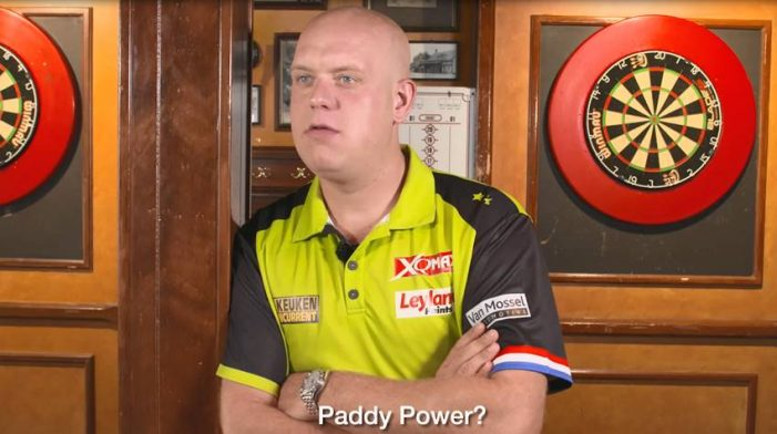 Paddy Power announce Champions League of Darts sponsorship